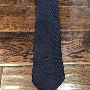 Armani Collezioni Black Neck Tie